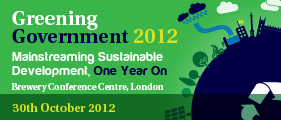 Greening Government 2012: Mainstreaming Sustainable Development One Year On