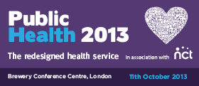 Public Health 2013 - The redesigned health service
